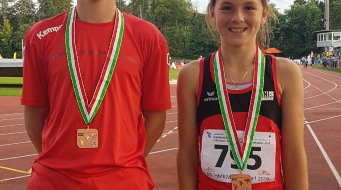 Tizian Bruggmann & Mia Nadig