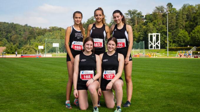 Bronze Für Die Melser U-18-Juniorinnen